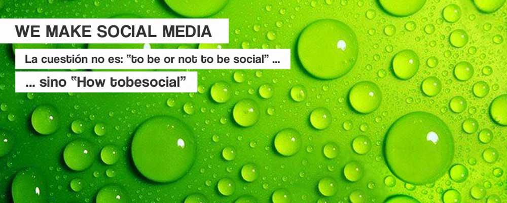 Agencia social media, agencia de comunicacion Espana, Madrid, Barcelona, tobesocial